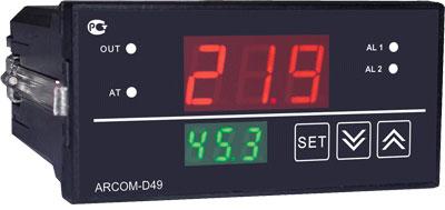 Измеритель-регулятор ARCOM-D49-110