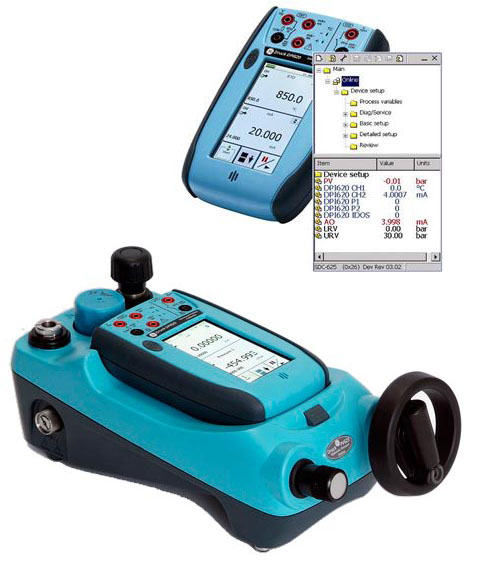 Многофункциональный модульный калибратор DPI 620 (DPI 620 CE, DPI 620 CE WiFi, DPI 620 IS)