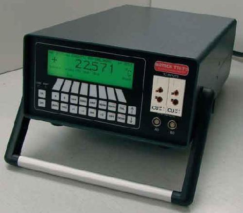 Цифровой мост для поверки датчиков температуры TTI-7